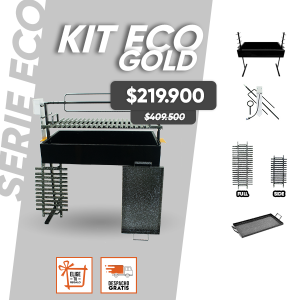 Kit Eco Gold